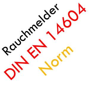 Rauchmelder Norm Deutschland