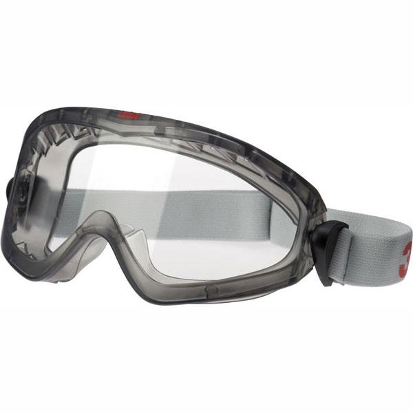 b4d9acd7505e8 Lunettes de protection 3M Lunettes de vision complet avec la vitre- POLYCARBONAT