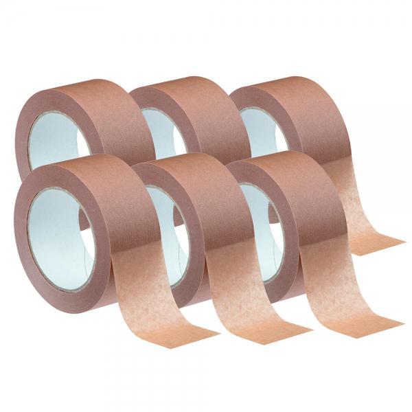 scotch ruban adh sif pour l 39 emballage papier 3444 brun tenue longue sur carton. Black Bedroom Furniture Sets. Home Design Ideas