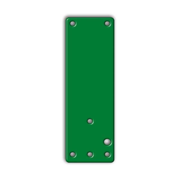 accessoires pour le d tecteur d 39 ouverture de porte plaque de base de montage pour la protection. Black Bedroom Furniture Sets. Home Design Ideas