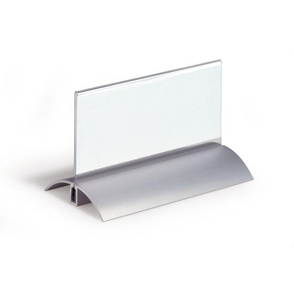 plaque d 39 identification de table pr sentoir de haute qualit avec plaque acrylique et base en. Black Bedroom Furniture Sets. Home Design Ideas