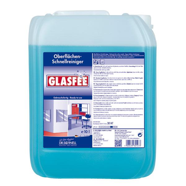 Nettoyer Du Verre produit de nettoyage nettoyage de surface glasfee nettoyant pour le