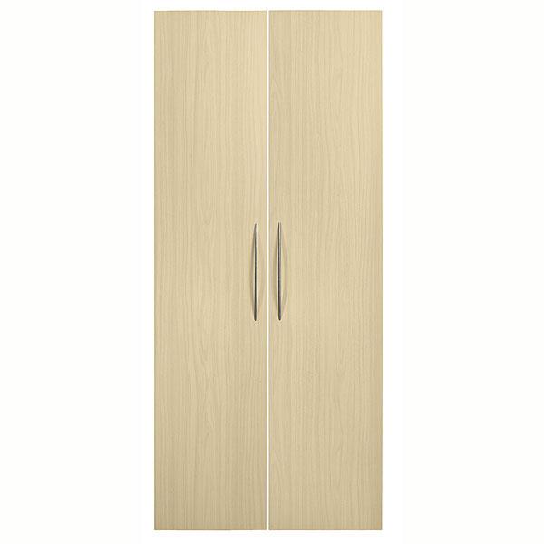 equipement de bureau tag re accessoires portes pour tag res hauteur 5 classeurs. Black Bedroom Furniture Sets. Home Design Ideas