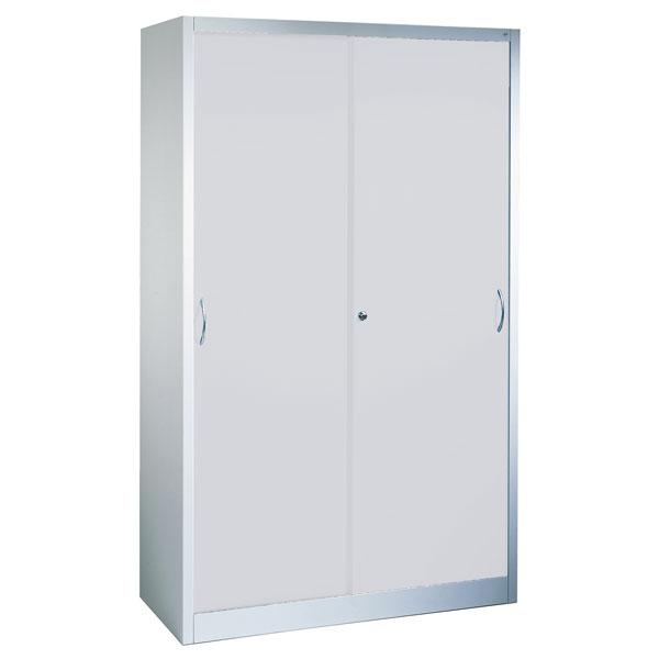 Armoires d 39 atelier armoire portes coulissantes c p - Porte d atelier coulissante ...