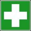 Erste-Hilfe-Schild - langnachleuchtend Erste Hilfe