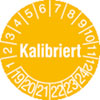 Pr�fplakette - Kalibriert 19-24