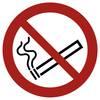 Rauchverbotsschilder