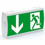 Notbeleuchtung  Rettungszeichenleuchten  Sicherheitsleuchten