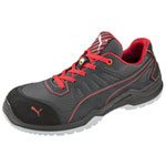 Puma Fuse Tc Red  Low, Farbe: schwarz-rot,