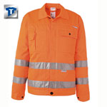 PLANAM Warnschutz-Bundjacke, orange,