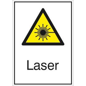 Warn-Kombischild Laser