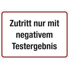 Schilder zur Gewerbekennzeichnung