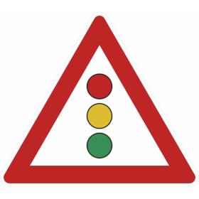 Verkehrsschild nach StVO - Nr. 131 Lichtzeichenanlage