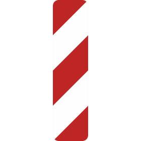 Verkehrszeichen - StVO Leitbake linksweisend
