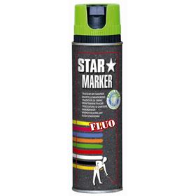 starmarker baustellenmarkierfarbe farbton gr n fluoreszierend. Black Bedroom Furniture Sets. Home Design Ideas