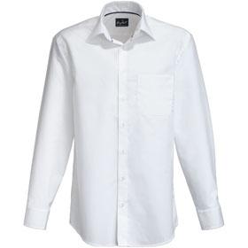 hemden businesshemden hakro business hemd langarm wei. Black Bedroom Furniture Sets. Home Design Ideas