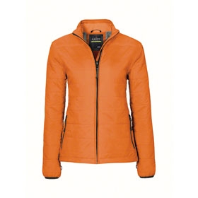 No 251 Women - Loft - Jacke Regina orange HAKRO atmungsaktive Isolationsjacke