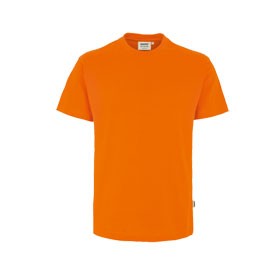 berufsbekleidung t shirts hakro t shirt 39 heavy 39 orange. Black Bedroom Furniture Sets. Home Design Ideas