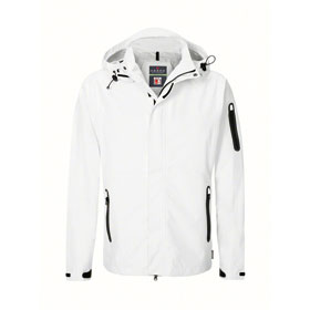 No 850 Active - Jacke Houston weiß HAKRO atmungsaktive Jacke