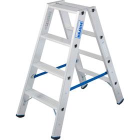 Leitern Stufen-Doppelleitern KRAUSE Stufen-Doppelleiter