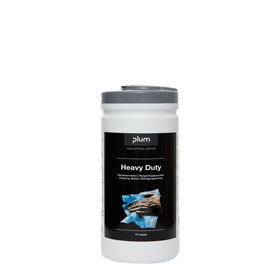 Hautreinigung PlumWipes Heavy - Duty,