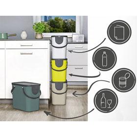 Recycling Müllsystem ALBULA