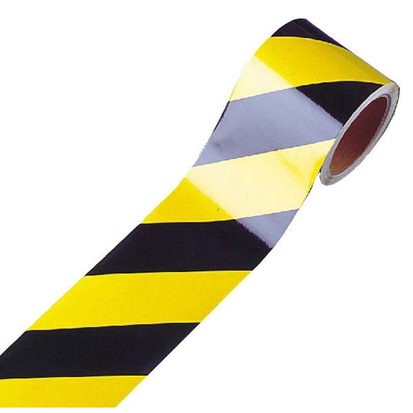 Warnmarkierungsband Activeworkplace Gelb Schwarz Linksweisend Weich