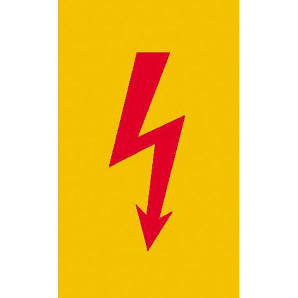 Symbol Trafostation schilder zur elektrokennzeichnung | wolkdirekt online shop