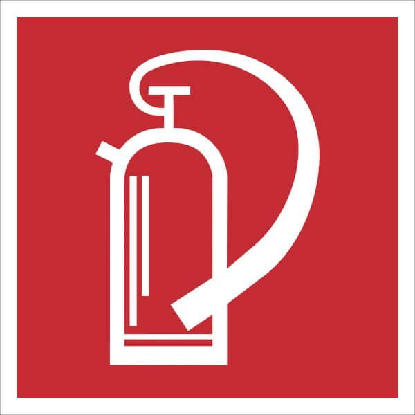 Brandschutzzeichen Feuerwehrzufahrt Rauch Nachleuchtend ASR A1.3