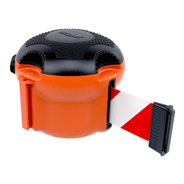 skipper mini mobiler absperrgurt gurtfarbe gelb schwarz. Black Bedroom Furniture Sets. Home Design Ideas