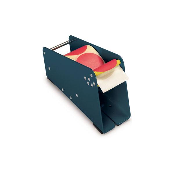 etikettenspender f r etiketten auf rolle. Black Bedroom Furniture Sets. Home Design Ideas