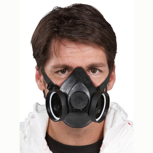 Ekastu Atemschutzmaske Polimask 100/2 Halbmaske aus EPDM ...