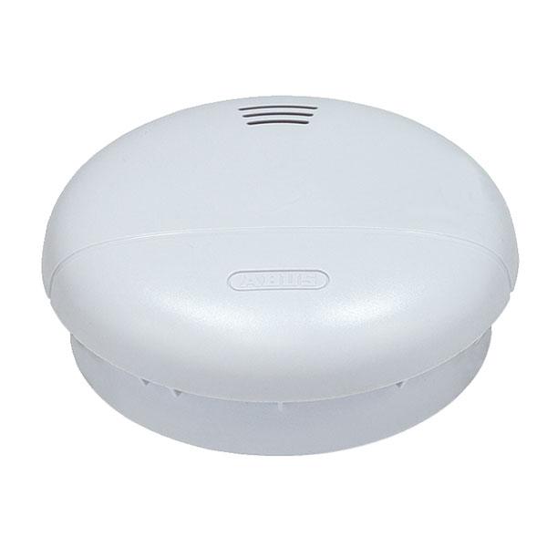 ABUS Rauchwarnmelder RWM140 geeignet für Schlafzimmer Wohnzimmer und ...