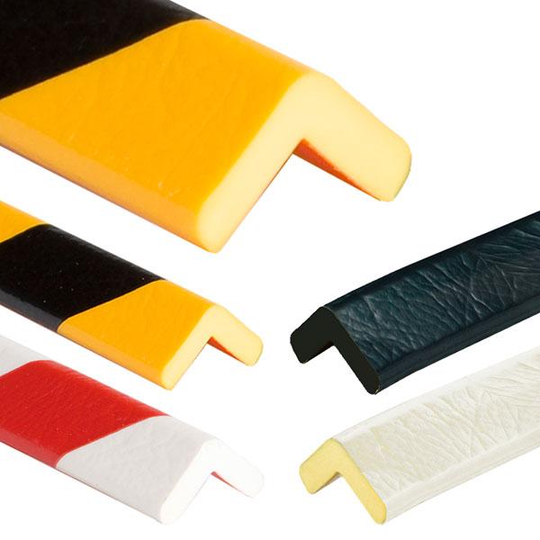 knuffi warn und schutzprofil kantenschutz winkel gelb schwarz. Black Bedroom Furniture Sets. Home Design Ideas