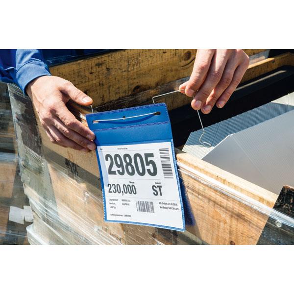 durable drahtb geltasche din a4 quer mit drahtb gel zum berh ngen scannertauglich und. Black Bedroom Furniture Sets. Home Design Ideas