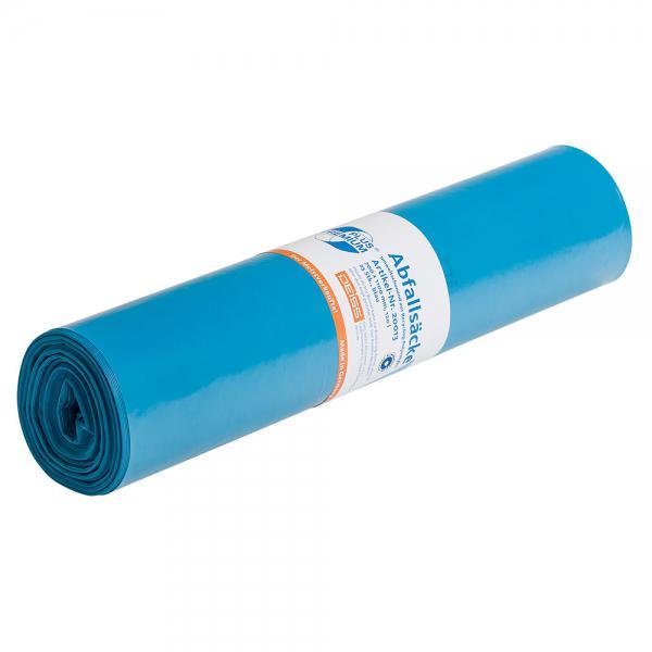 Deiss 20013 Abfallsack Typ 60 Premium Plus Volumen 120 L Farbe Blau Ldpe 37my Kaufen