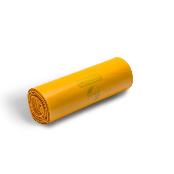 Deiss 93200 Abfallsack Premium Für Flüssige Und Trockene Corona Covid 19 Abfälle Volumen 120 L Kaufen