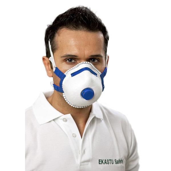 Ekastu Atemschutzmaske Mandil Soft FFP2 Partikelmaske mit ...