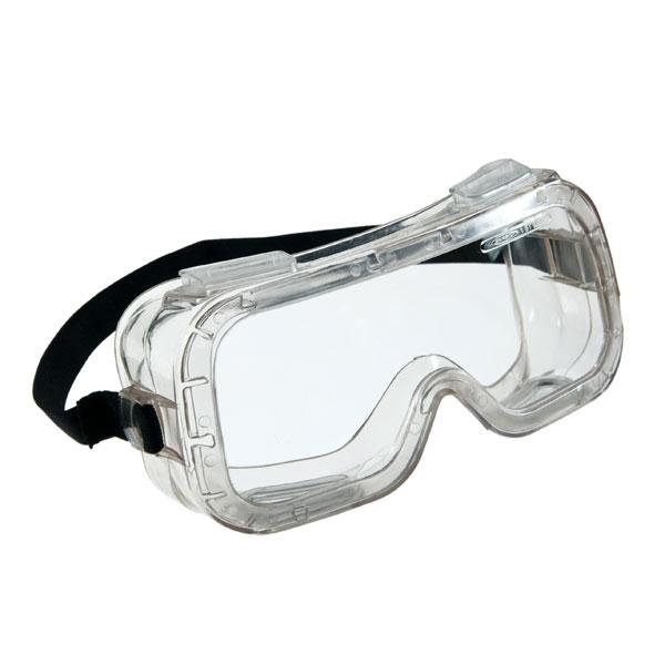 ekastu schutzbrille claro vollsichtbrille gegen staub und fl ssigkeitsspritzer. Black Bedroom Furniture Sets. Home Design Ideas
