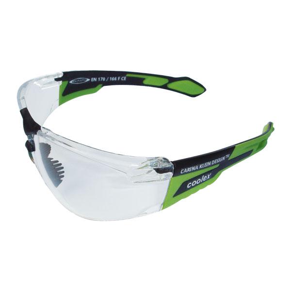 ekastu schutzbrille coolex mit weichen und flexiblen b gelenden. Black Bedroom Furniture Sets. Home Design Ideas