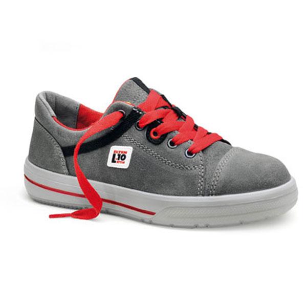 buy online 6755e 3abfe Elten Sicherheitsschuhe L10 VINTAGE Lady Low S3 ESD SRC Halbschuhe speziell  für Damen in Sneaker-Optik