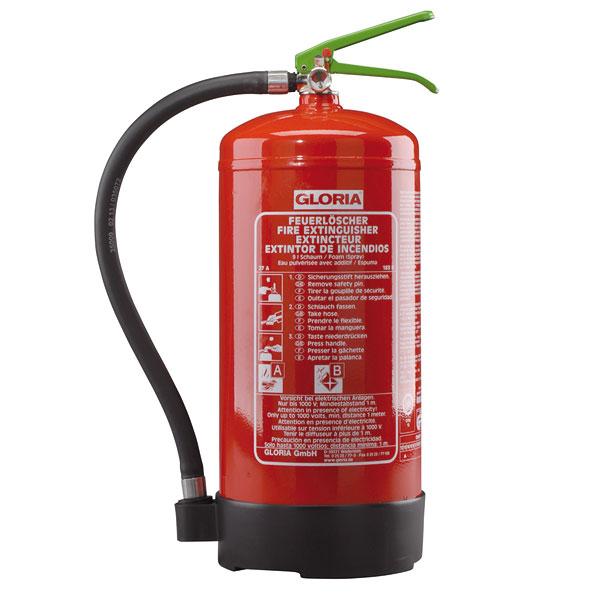 Gut gemocht Feuerlöscher Shop: Löschmittel nach DIN EN 3 NY04