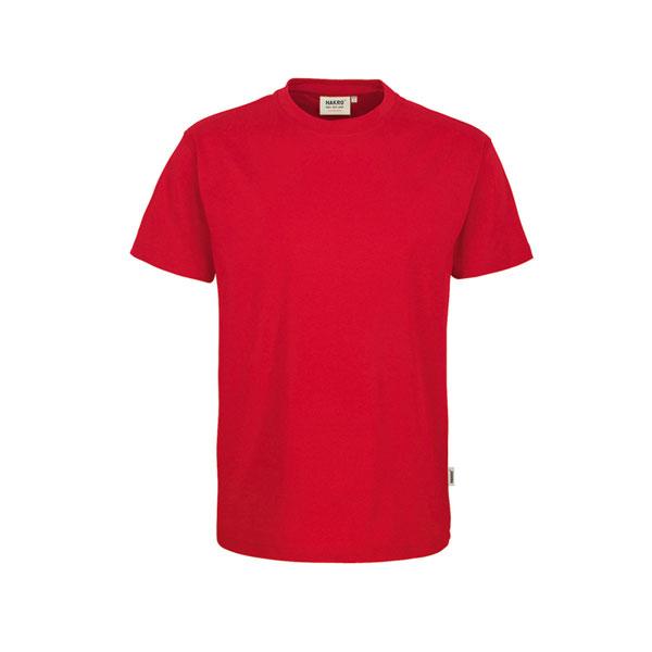 hakro t shirt performance rot besonders strapazierf hig und pflegeleicht. Black Bedroom Furniture Sets. Home Design Ideas