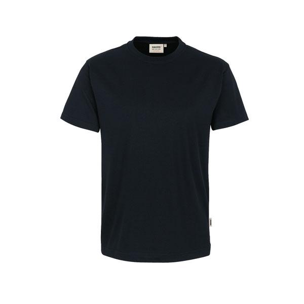 hakro t shirt performance schwarz besonders strapazierf hig und pflegeleicht. Black Bedroom Furniture Sets. Home Design Ideas