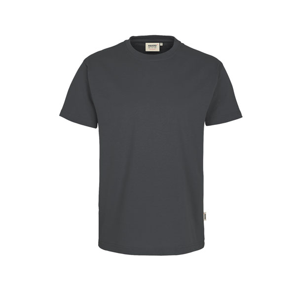 hakro t shirt performance anthrazit besonders strapazierf hig und pflegeleicht. Black Bedroom Furniture Sets. Home Design Ideas