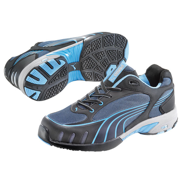 05ba82dcf84d ... Sicherheitsschuhe Fußschutz Damen S1 HRO SRC PUMA Fuse Motion Blue  Women, Halbschuh, schwarz