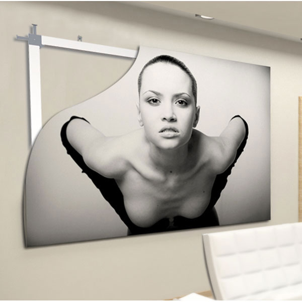 rahmen f r poster backframe complete zur stabilit t und anbringung. Black Bedroom Furniture Sets. Home Design Ideas
