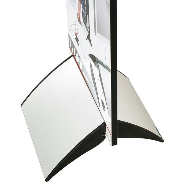 bodenst nder digipressto eloxiertes aluminiumprofil. Black Bedroom Furniture Sets. Home Design Ideas
