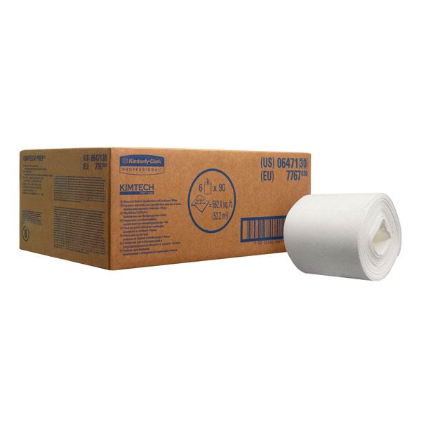 Kimtech 7767 wettask ds wischt cher gro rolle zum reinigen und desinfizieren ohne spray gegen - Fliesenfugen reinigen schimmel ...