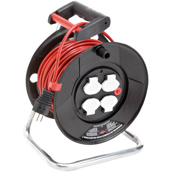 brennenstuhl kabeltrommel garant kabeltrommel 25m. Black Bedroom Furniture Sets. Home Design Ideas